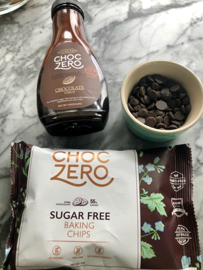 Choc Zero Products