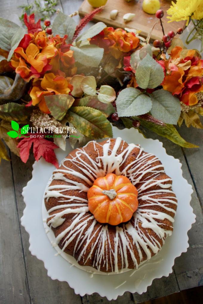 Keto Pumpkin Bundt Cake Recipe Gluten Free Dairy Free