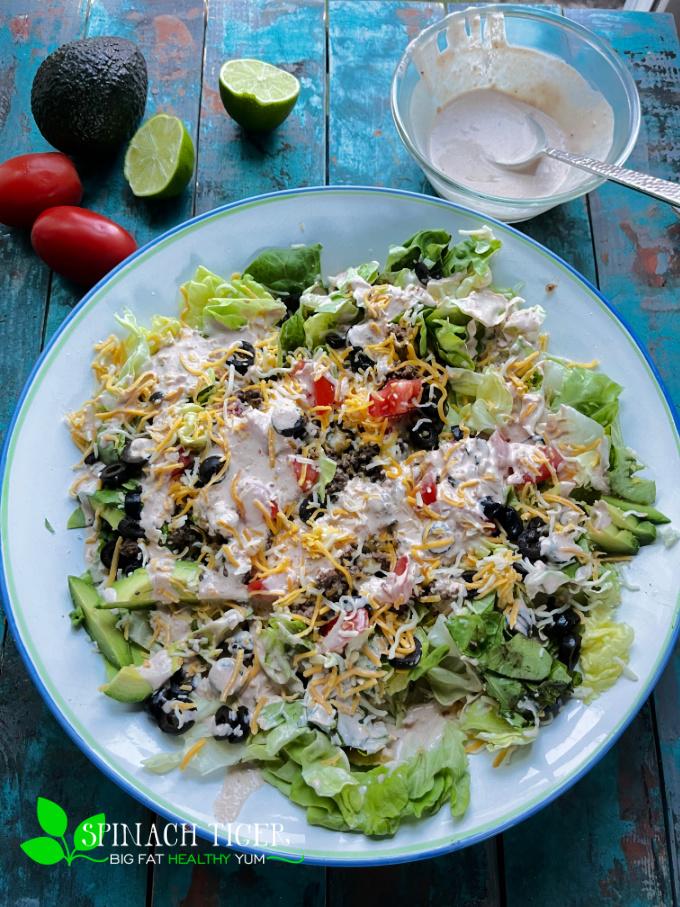 Taco Salad Dressing