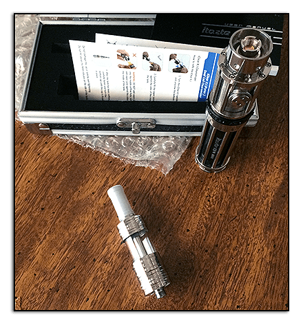 The Innokin iTaste 134 MINI and iClear X.I is Here!