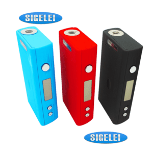 Sigelei Fuchai 200W Box Mod Review From Vapor Authority