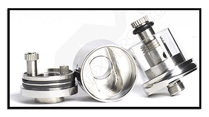 UD AGA-T3 Rebuildable Atomizer Review Spinfuel eMagazine