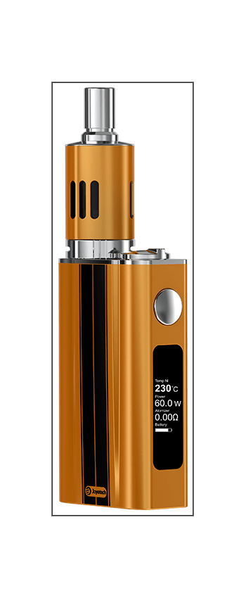 eVic-VT Body and Tank