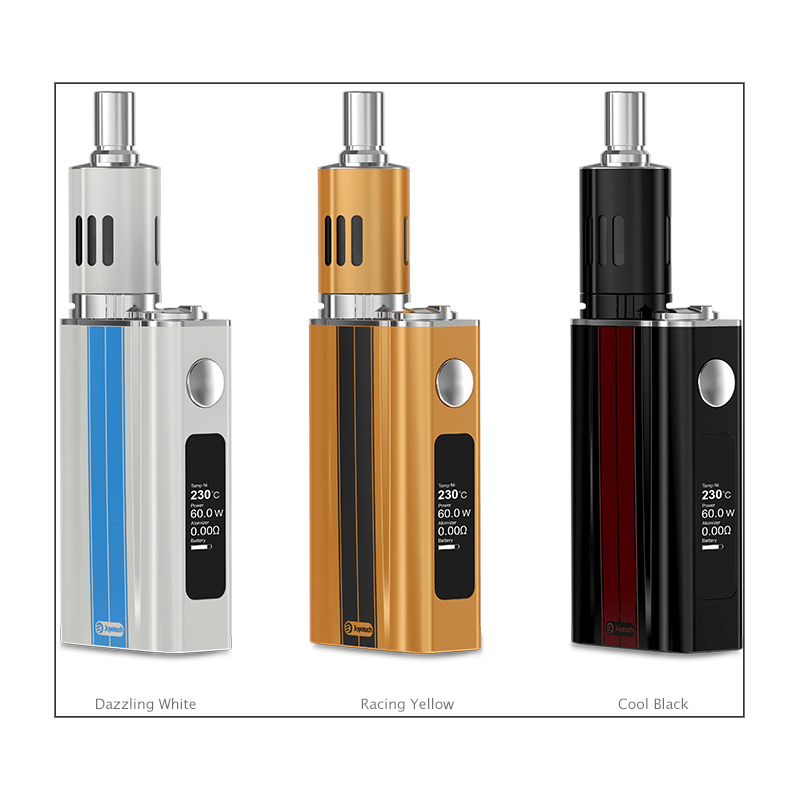 eVic-VT colors
