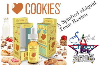 I LOVE COOKIES REVIEW ON SPINFUEL EMAGAZINE