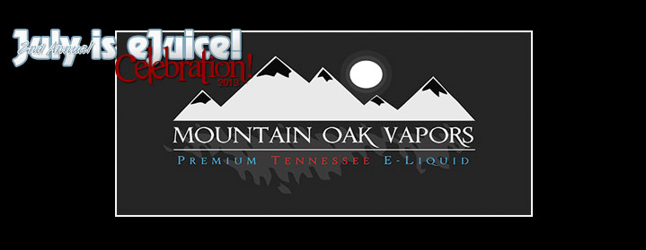 Mountain Oak Vapors Three Plus One e-Liquid Review