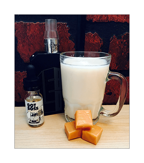 Mojo Vapor Got Milk Collection