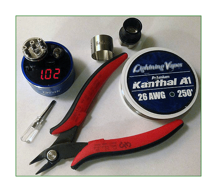 Becoming A Coil Builder, By J. C. Martin, III Spinfuel eMagazine