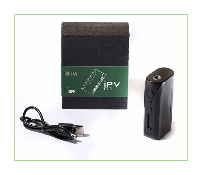 Pioneer4You IPV D3 Box Mod Review