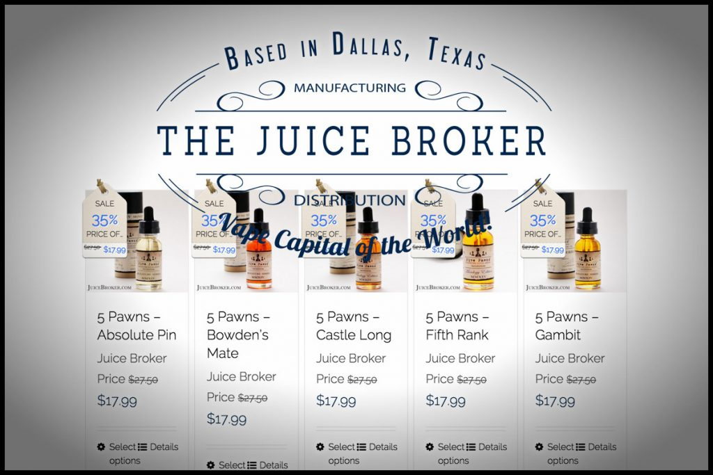Juice Broker 5 Pawns