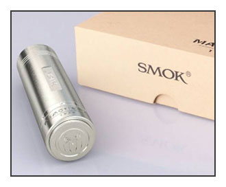 Spinfuel eMagazine Reviews the SMOKTech Magneto from MYVaporStore