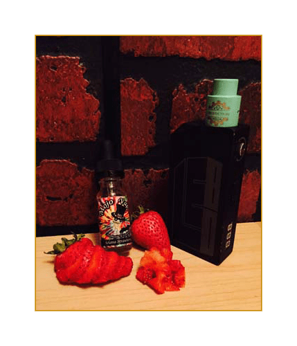Premium e-Liquid Review for MOJO VAPOR by VAPINSKI for Spinfuel eMagazine