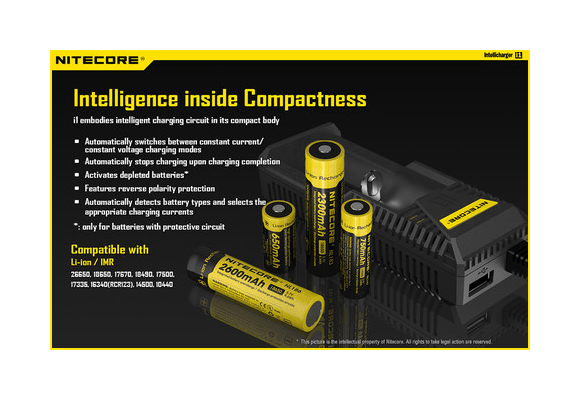 Nitecore – The Intellicharger i1 Review For Spinfuel eMagazine