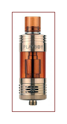 Playboy Takes Vaping Very Seriously Introducing the Lux 150W TC Box Mod and Vixen Sub-Ohm Tank