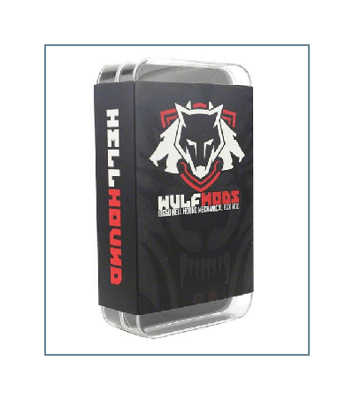 Wulf Mods Hell Hound Mech Mod and Hell Hound RDA