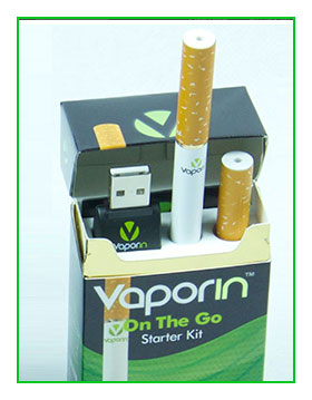 Vaporin e-Cigarette Review Spinfuel eMagazine
