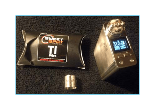 SMOK X Cube II and Horizon Arctic Clearomizer Combination Review Spinfuel