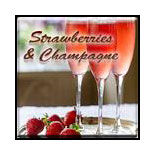 strawberrychampagne