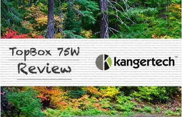 TopBox Mini by Kanger The Spinfuel Review