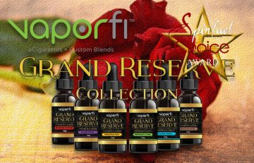 Vaporfi Grand Reserve Eliquid Review