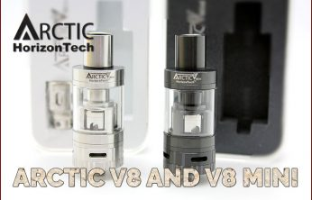 Arctic V8 and Arctic V8 Mini Tank Review from Spinfuel