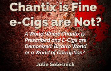 Chantix and Vaping