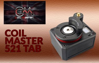 Coil Master 521 Tab – A Spinfuel eMagazine Review