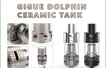 Gigue Dolphin Tank Review by Julia Hartley-Barnes for Spinfuel eMagazine