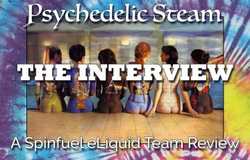 PSYCHEDELIC STEAM INTERVIEW