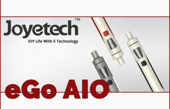Joyetech eGo AIO (All-In-One) Review from Spinfuel eMagazine and Julia Hartley-Barnes