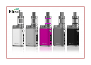 eLeaf iStick Pico Review Tiny – Powerful – Performance – A review by Juia Hartley-Barnes for Spinfuel eMagazine