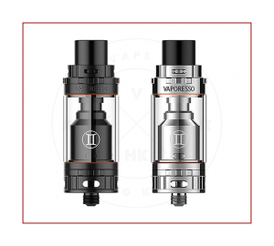 Vaporesso Gemini RTA Review for Spinfuel eMagazine