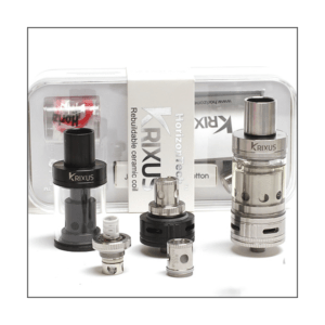 The Horizon Krixus Ceramic Tank Review by Tom McBride for Spinfuel eMagazine