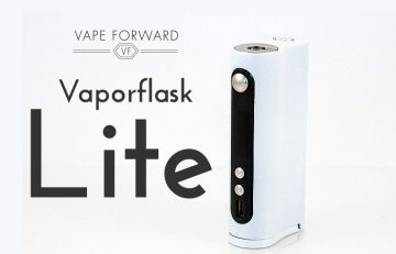 Vape Forward and the VaporFlask Lite – A Review Spinfuel eMagazine