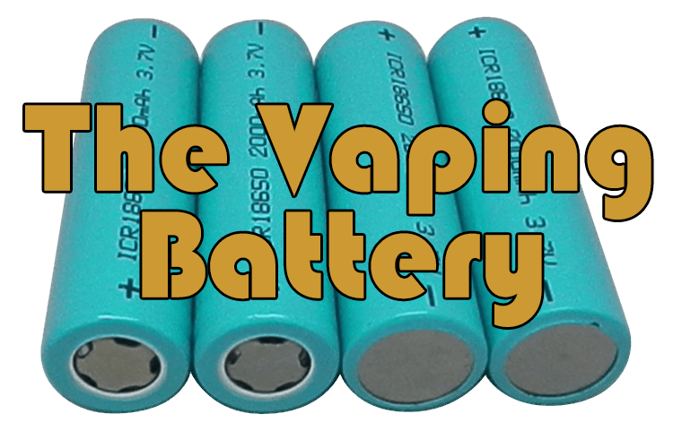 18650 batteries - guide for new vapers