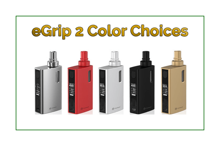 eGrip 2 eGrip II Review by Spinfuel eMagazine