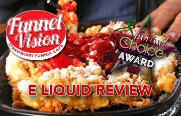 Strawberry Funnel Cake Team Review – Spinfuel eMagazine