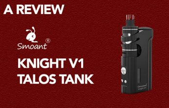 Smoant Mod Knight V1 Mod Spinfuel eMagazine Review