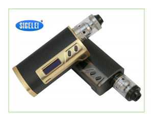 Sigelei 213 – One Very Special Mod – Spinfuel eMagazine Review