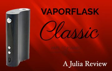 Vape Forward Vaporflask Classic Review Spinfuel eMagazine