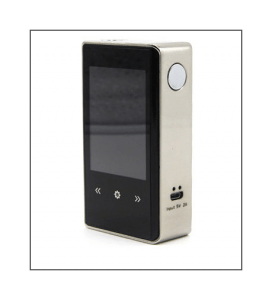 Hell's Gate 200W TC Box Mod BY YEP – SPINFUEL EMAGAZINE