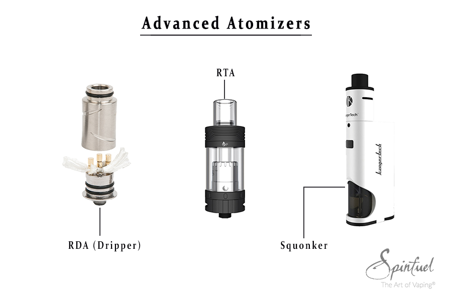 Squonker - Guide for New Vapers