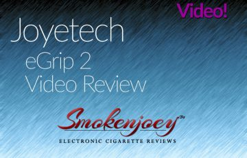 eGrip 2 Smokenjoey Video Review