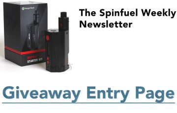 Newsletter Giveaway Page - Dripbox 160