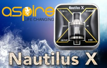 The Aspire Nautilus X – Is This the Future for the EU? – Spinfuel eMagazine Review