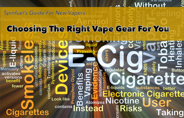 Vape Gear - You Decide