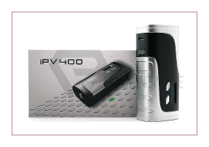 iPV400 200W TC Box Mod Review