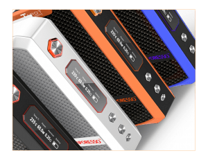 Tarot 200VTC 200W by Vaporesso – A Review by Spinfuel eMagazine