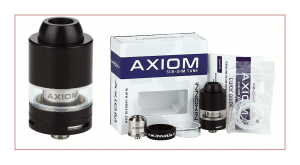 Innokin Axiom Hybrid Sub-Ohm Tank – Review by Spinfuel VAPE Magazine