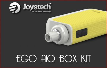 Joyetech eGo AIO Box REVIEW – SPINFUEL VAPE MAGAZINE